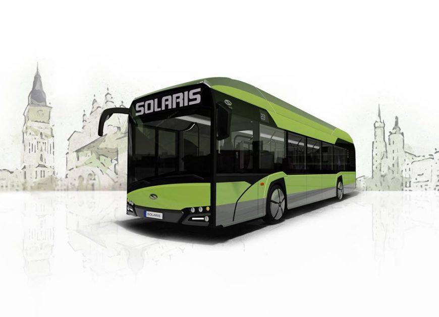 NaKolei.pl - Solaris Urbino 12 hydrogen w odpowiedzi na zapotrzebowanie na pojazdy bezemisyjne