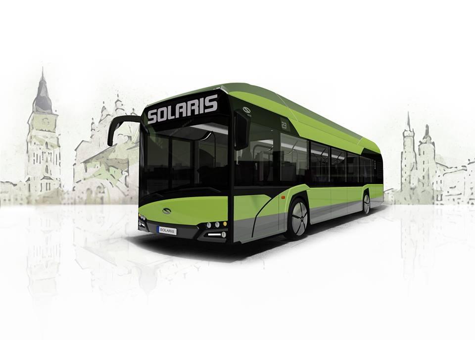 Solaris Urbino 12 hydrogen w odpowiedzi na zapotrzebowanie na pojazdy bezemisyjne