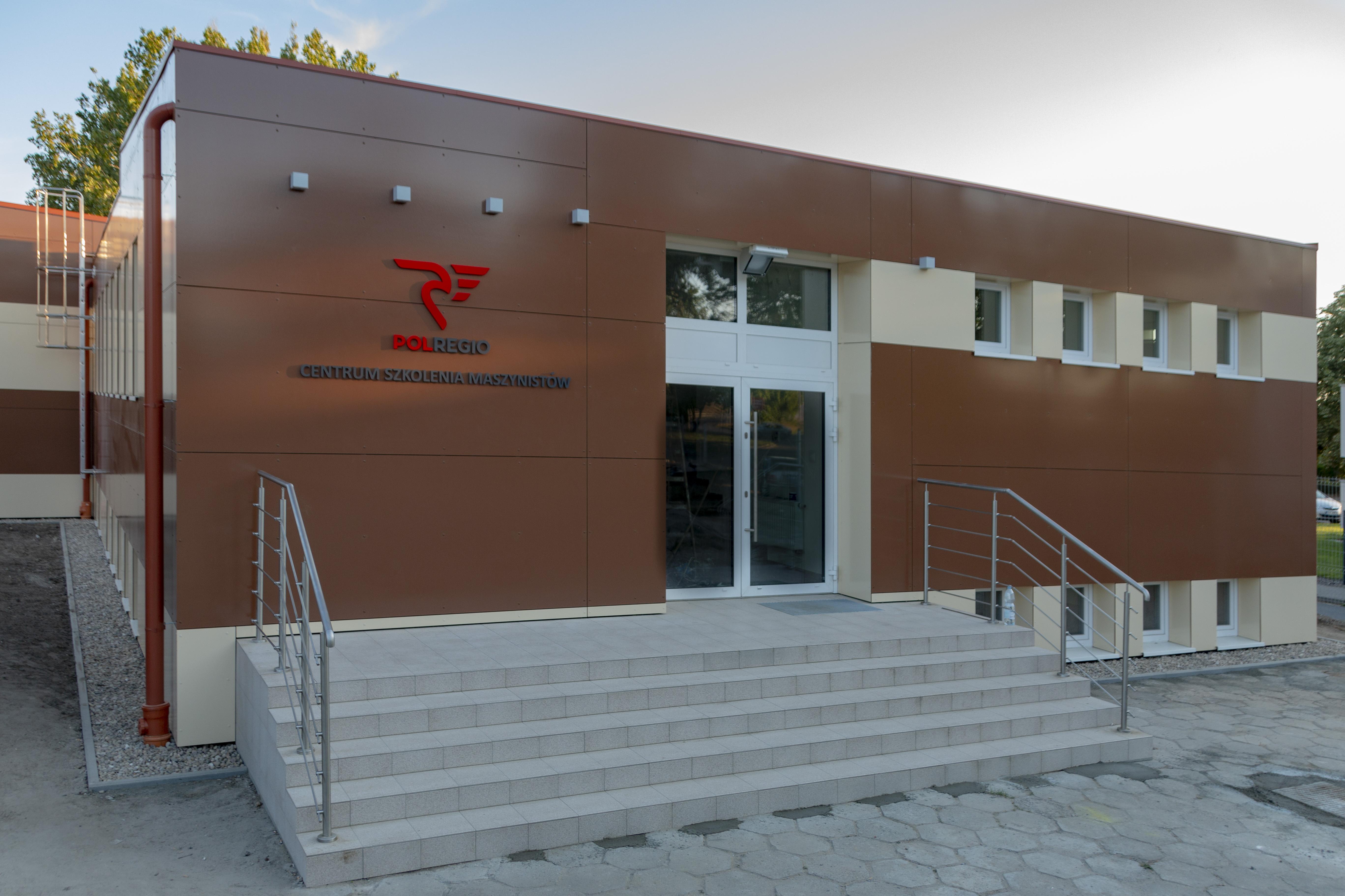 Nowości od POLREGIO. Centrum Szkolenia Maszynistów w Szczecinie wraz z symulatorem Impulsa II