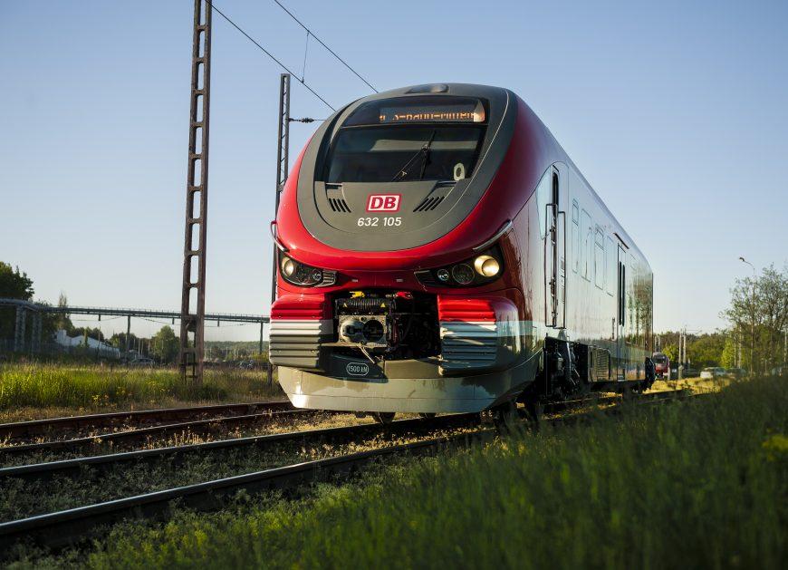 NaKolei.pl - Homologacja Linków Pesy. Pojazdy będą wozić pasażerów DB