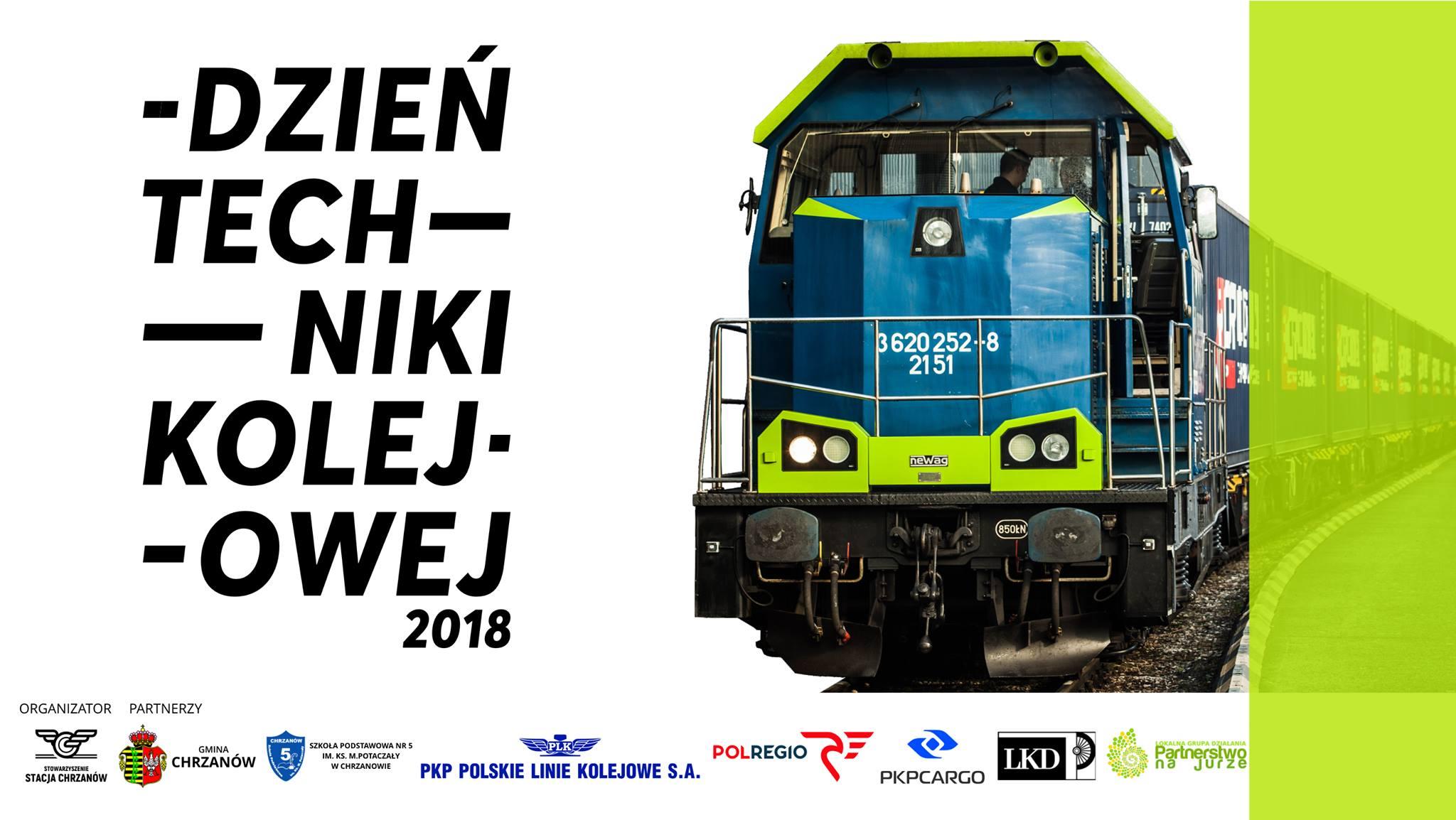 NaKolei.pl - Dzień Techniki Kolejowej w Chrzanowie. II edycja rusza już 17 czerwca
