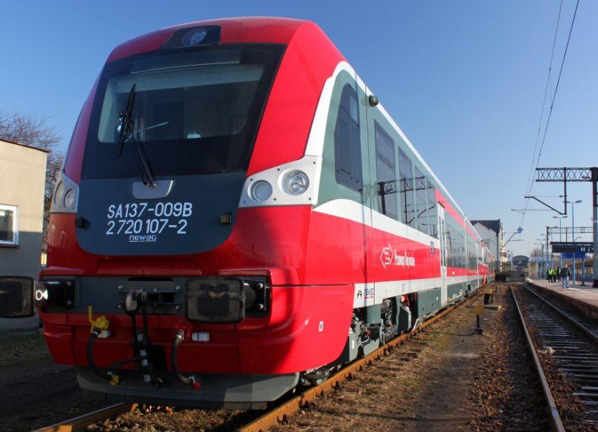 NaKolei.pl - Początek stycznia-koniec sierpnia 2018: Koleją podróżowało ponad 203 mln pasażerów