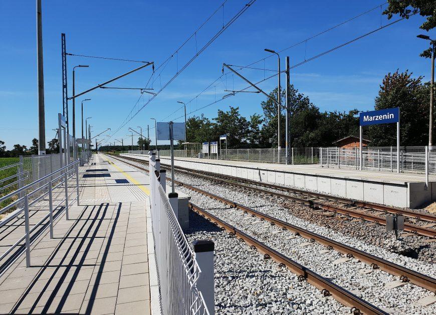 NaKolei.pl - Sześć par pociągów na trasie Jarocin-Września-Gniezno. PLK wyremontowała linię za 100 mln zł
