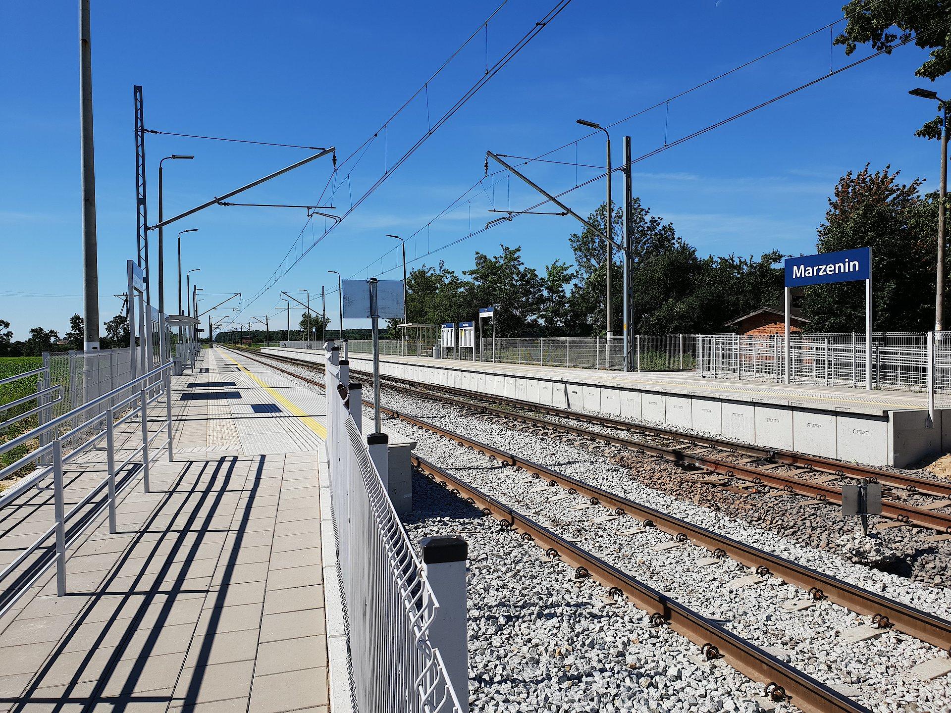Sześć par pociągów na trasie Jarocin-Września-Gniezno. PLK wyremontowała linię za 100 mln zł