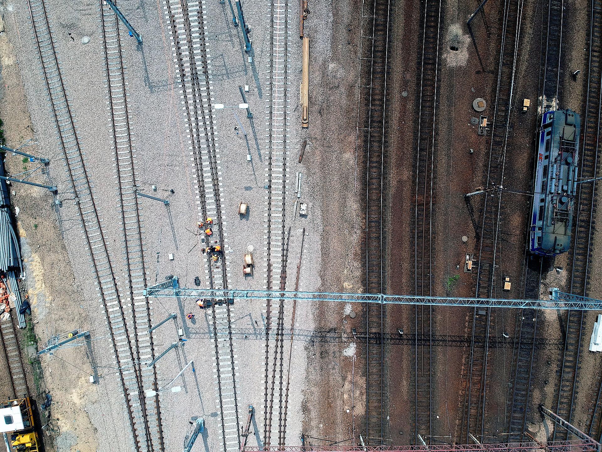 Praca na linii średnicowej w Krakowie wre. Będzie mniej przerw w kursowaniu pociągów