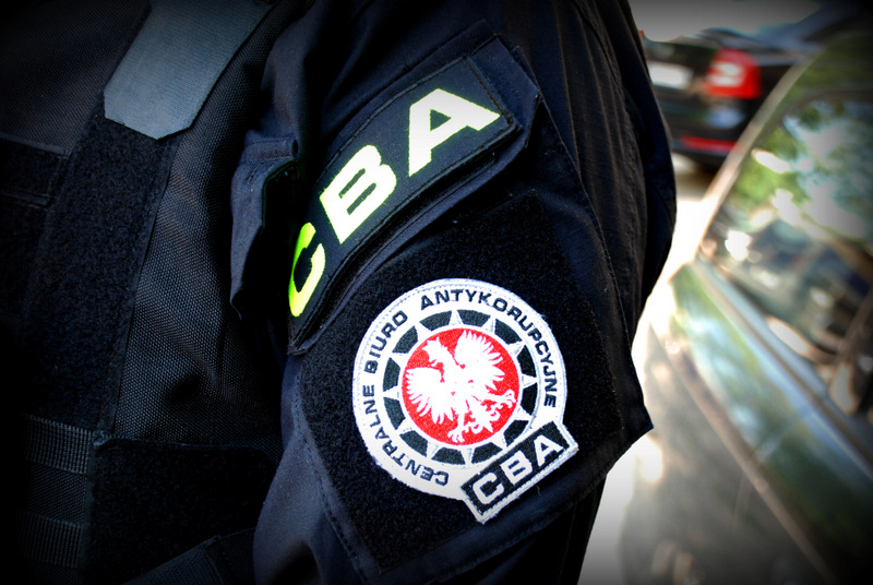 NaKolei.pl - Kolejny zatrzymany przez CBA w sprawie zabezpieczeń ŚDM w 2016 roku