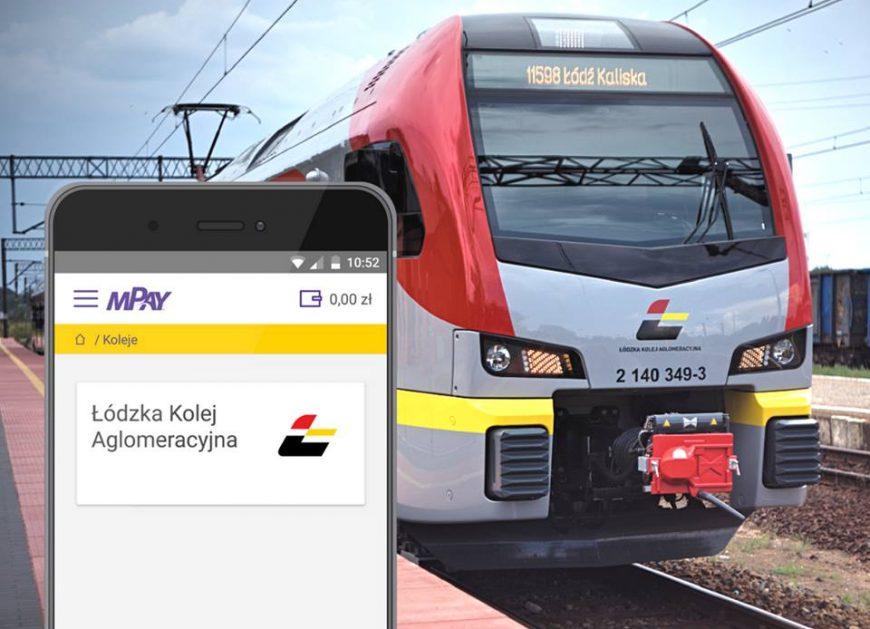 NaKolei.pl - ŁKA udostępnia swoje bilety przez mPay. A przez SkyCash kupimy bilety okresowe