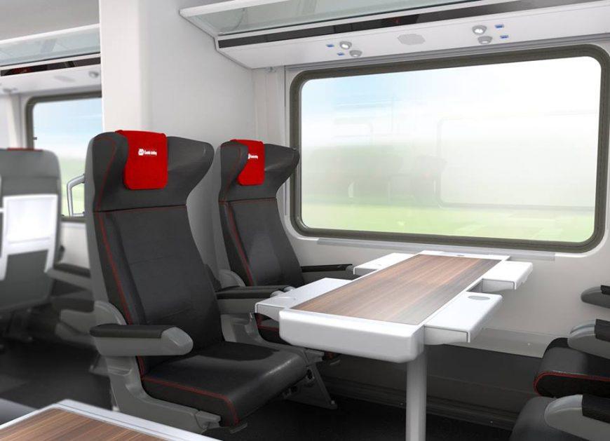 NaKolei.pl - ČESKÉ DRÁHY zamówiły 50 wagonów od konsorcjum Siemens-Skoda