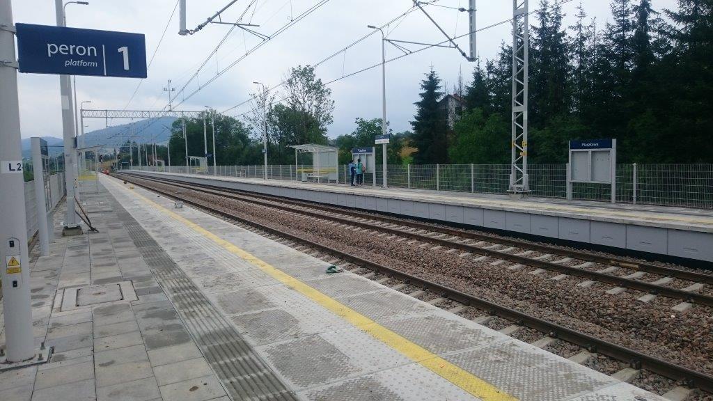 PKP PLK: W lipcu koniec prac na odcinku Grybów – Kamionka Wielka