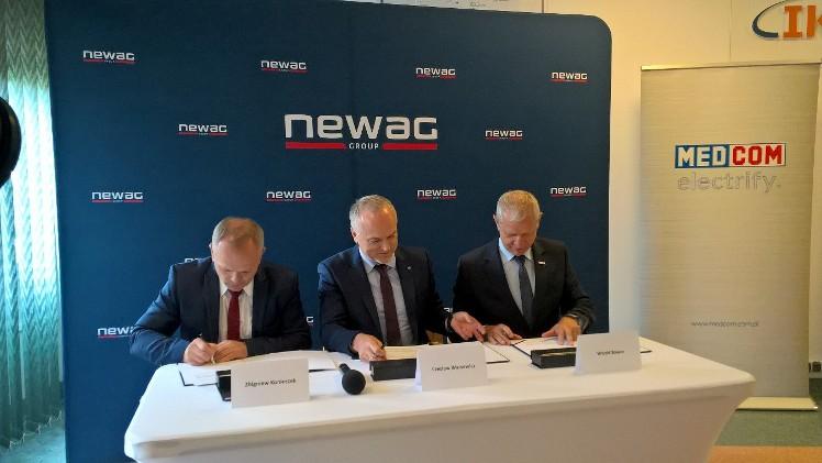 NaKolei.pl - Trzy lokomotywy Dragon 2 dla PKP CARGO. Dostawa możliwa przed końcem 2018 roku