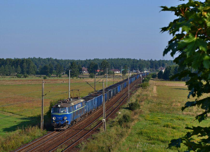 NaKolei.pl - Rok 2019: Trzy warszawskie zakłady PGNiG TERMIKA zaopatrzone w węgiel przez PKP CARGO