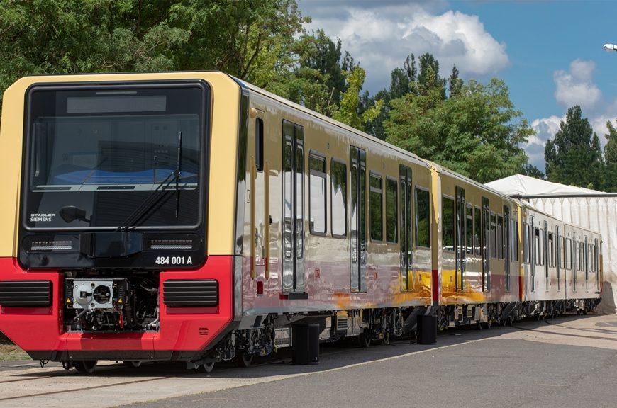 NaKolei.pl - Nowe pojazdy dla S-Bahn w Berlinie od konsorcjum Siemens-Stadler. Do kolei podmiejskiej trafi 106 pociągów