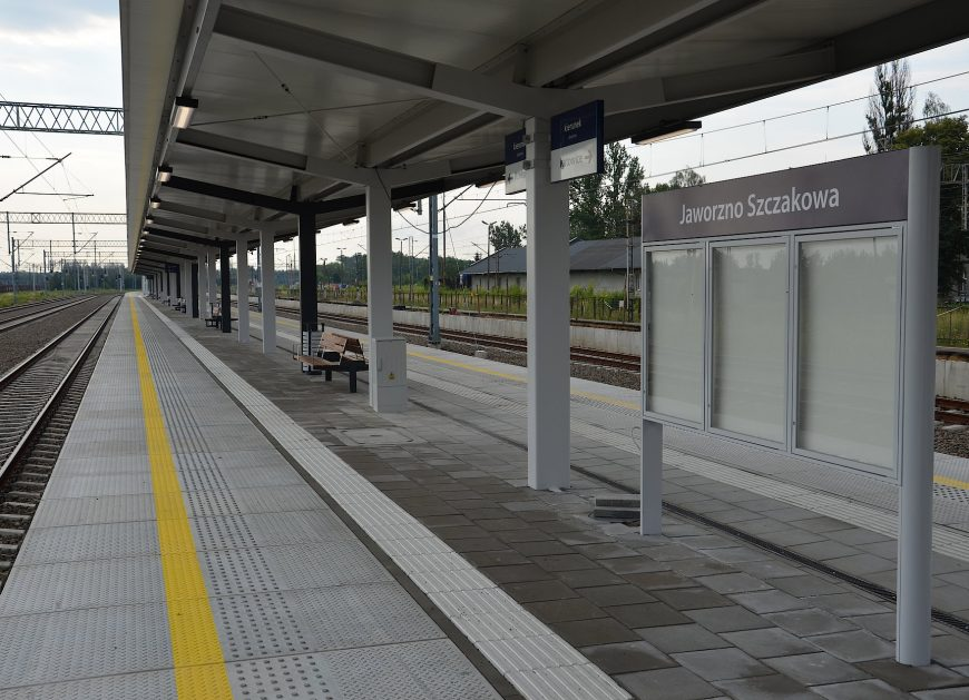 NaKolei.pl - Efekt prac na linii E30-w godzinę z Krakowa do Katowic. Są udogodnienia na stacji Jaworzno Szczakowa