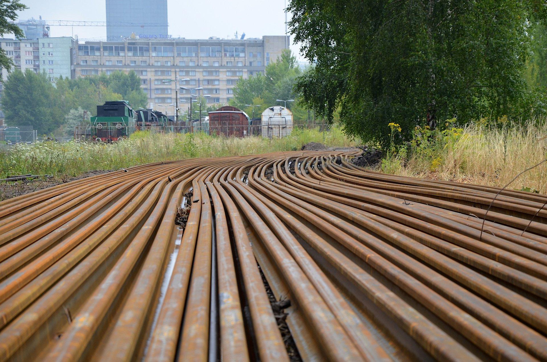 Trakcja PRKiI rozpoczęła prace na stacji Warszawa Główna. Koniec budowy w III kw. 2019 roku