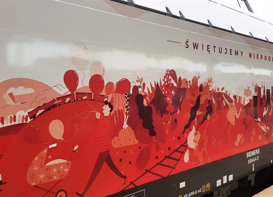 """NaKolei.pl - ,,Stacja Wolność""""-zwiedzanie Polski z PKP Intercity i Polską Organizacją Turystyczną"""