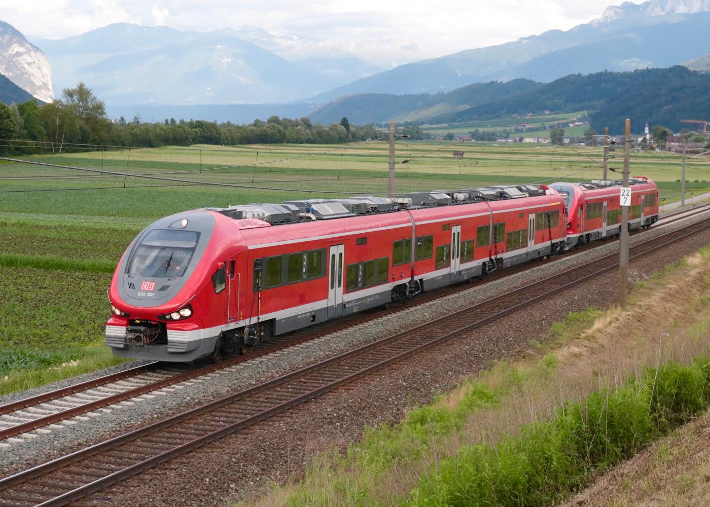 NaKolei.pl - Trójczłonowy Link PESY z homologacją od EBA. DB zamówiło 71 pojazdów