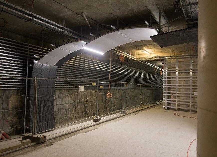 NaKolei.pl - Metro w Warszawie: 18 sierpnia tarcza TBM Krystyna przebije się na stację Rondo Daszyńskiego