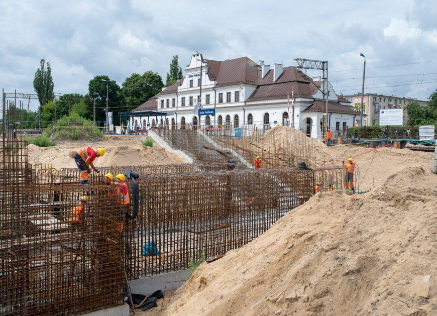 NaKolei.pl - Biała Podlaska, Małaszewicze i Terespol-zmienią się stacje w ramach prac na linii E20