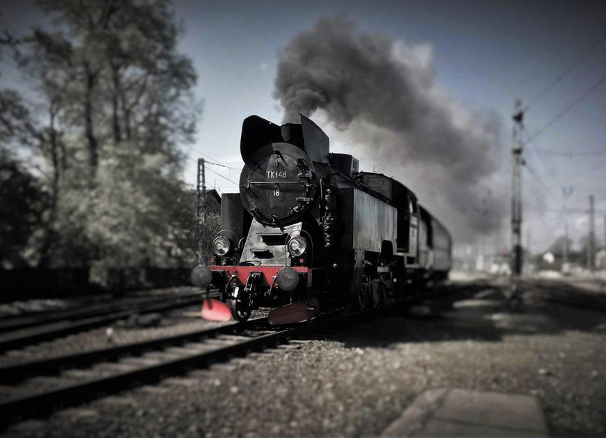 NaKolei.pl - Weekend pod Parą na Śląsku z parowozem TKt48-18
