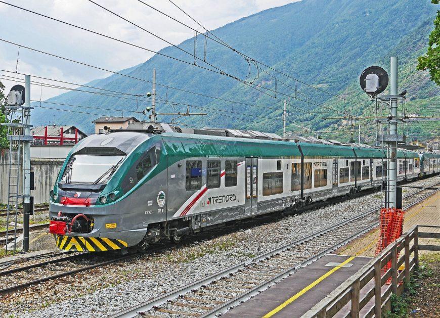 NaKolei.pl - PESA zwiększa swój udział we włoskim taborze. Trenitalia zamawia kolejnych 14 pojazdów