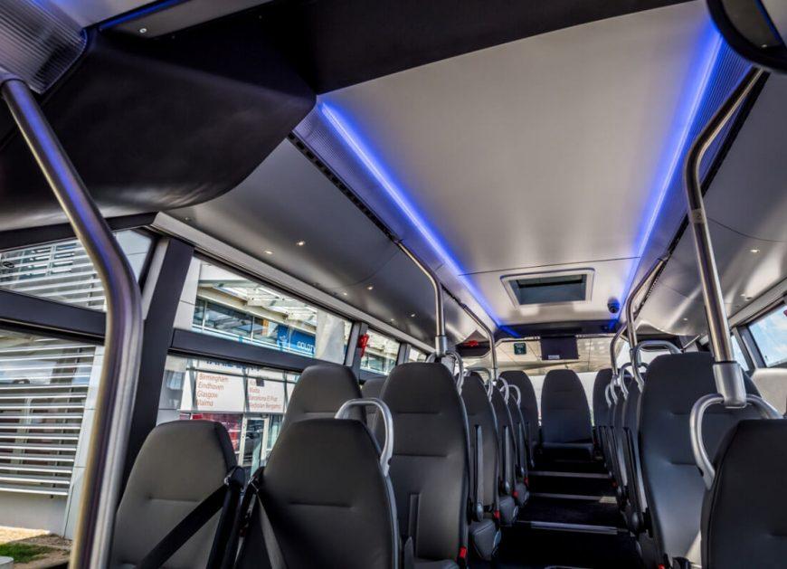 NaKolei.pl - Nowy Solaris Urbino 12 LE lite hybrid zaprezentuje się na targach Transexpo w Kielcach