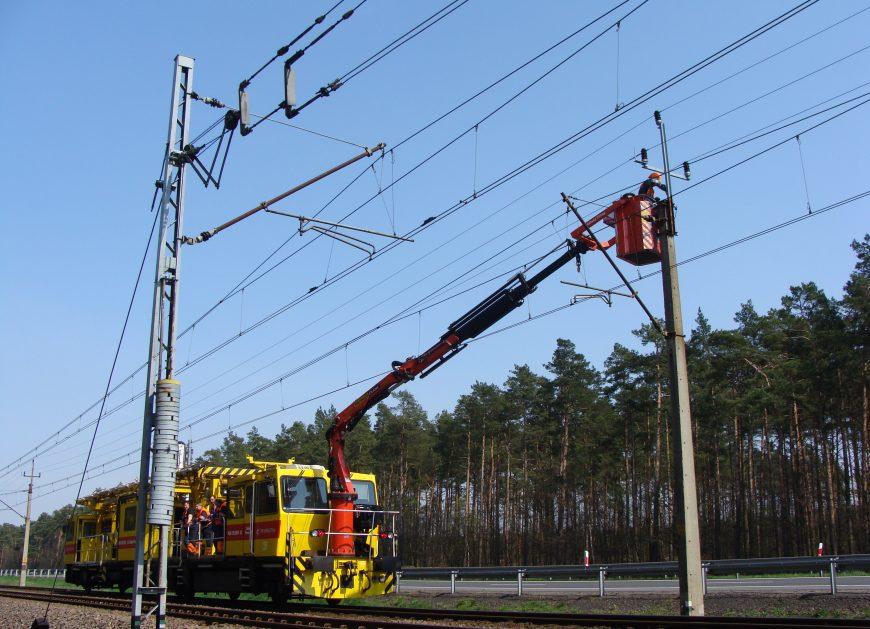 NaKolei.pl - Elektryfikacja linii Wilno-Kłajpeda: PKP Energetyka przygotowuje się do złożenia oferty
