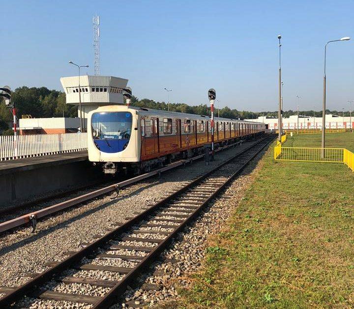 NaKolei.pl - Metro Warszawskie organizuje zwiedzanie STP Kabaty
