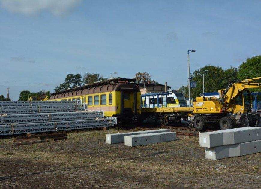NaKolei.pl - W 2020 roku pociągi pojadą po zelektryfikowanej linii Węgliniec-Zgorzelec