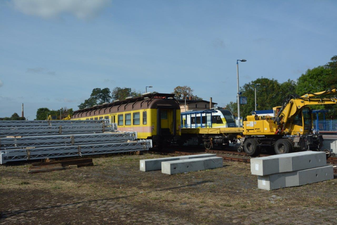 W 2020 roku pociągi pojadą po zelektryfikowanej linii Węgliniec-Zgorzelec