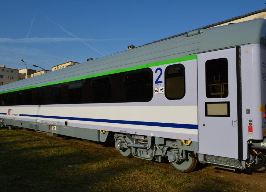 NaKolei.pl - FPS zaprezentuje zmodernizowany wagon na targach InnoTrans w Berlinie