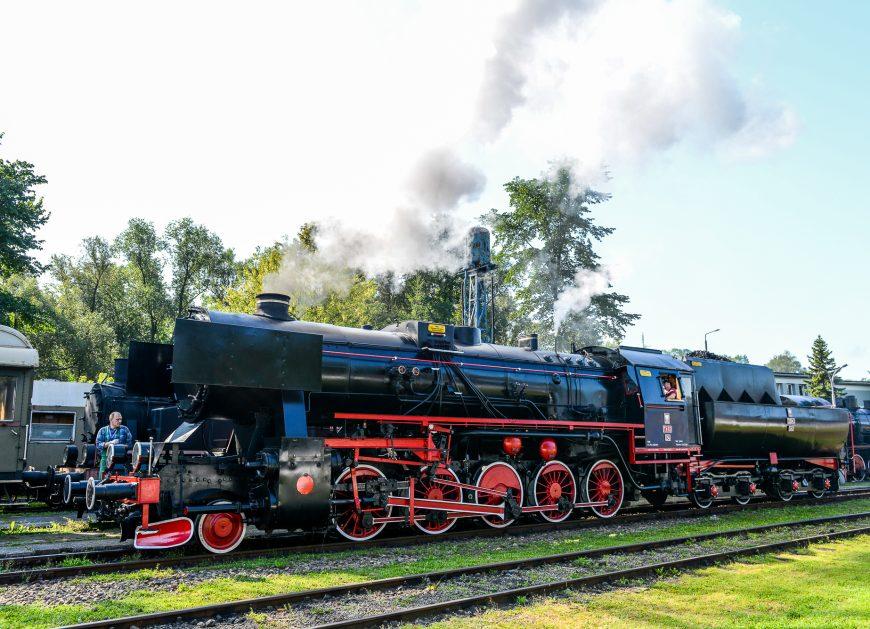 NaKolei.pl -Jutro Dzień Transportu. PKP CARGO z atrakcjami na stacji Warszawa Grochów