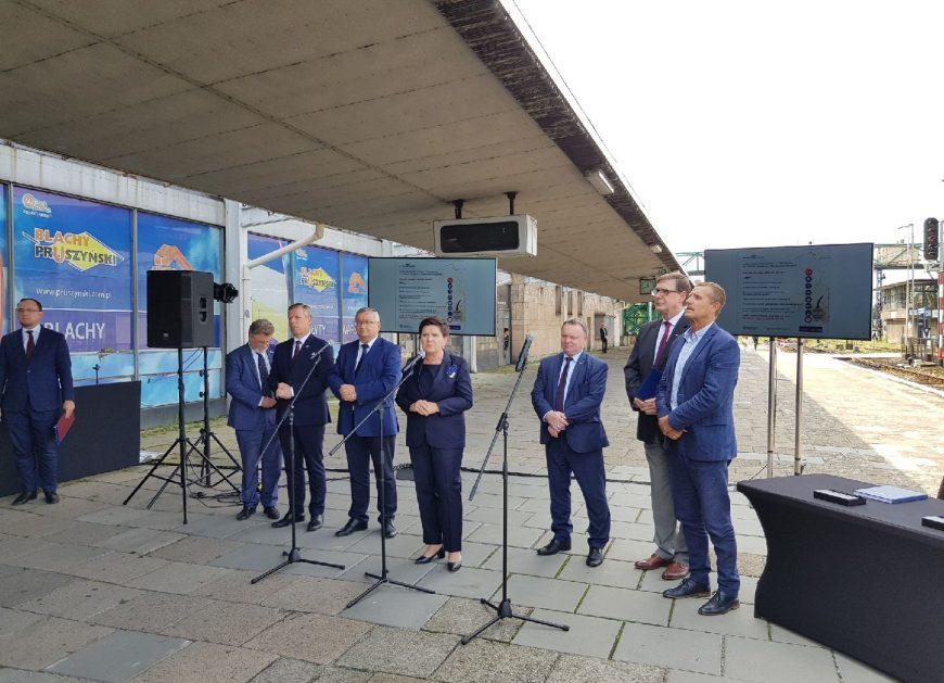 NaKolei.pl - Oświęcim będzie miał nowy dworzec kolejowy. Planowany koniec prac to IV kw. 2019 r.