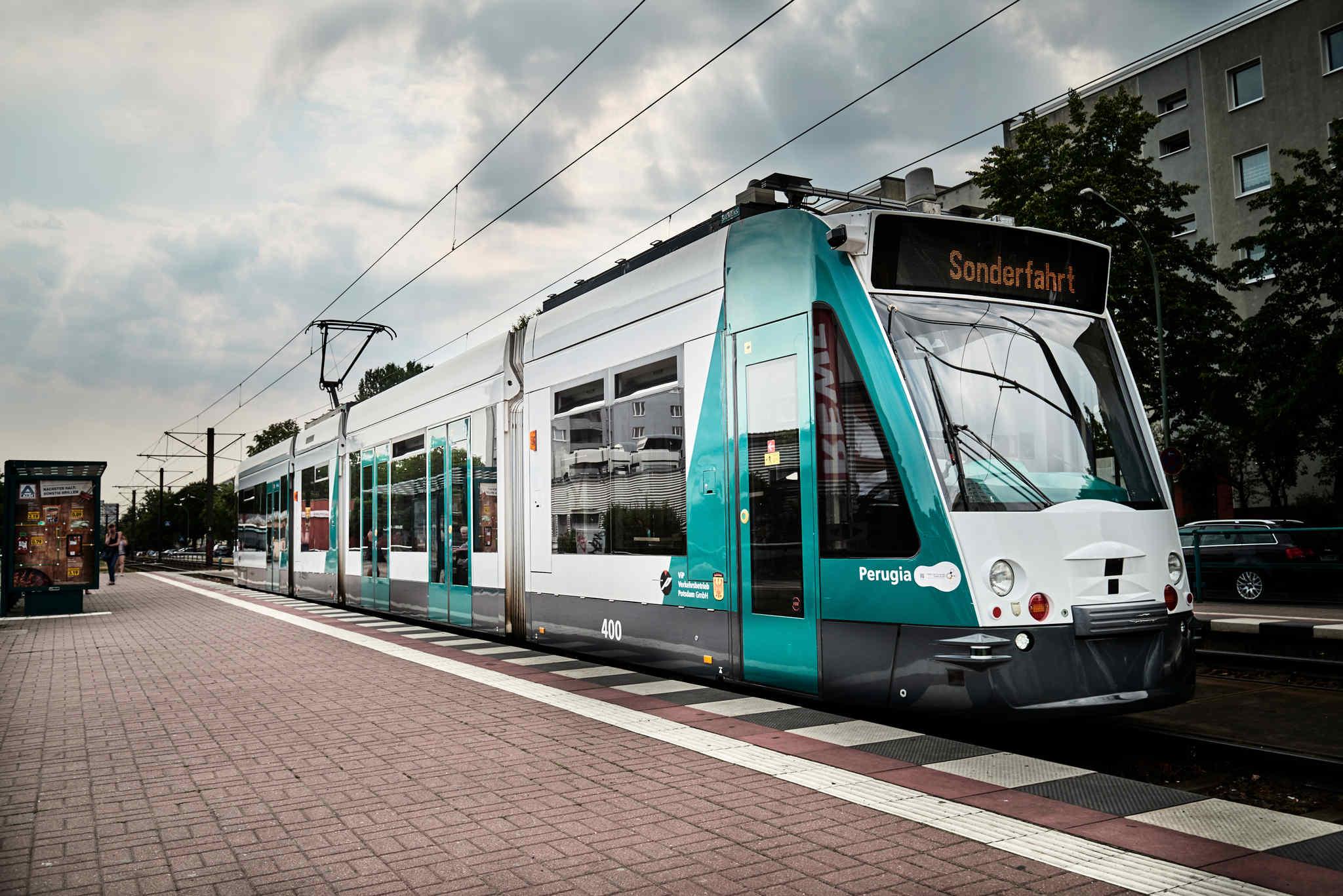 Siemens Combino – pierwszy autonomiczny tramwaj na świecie