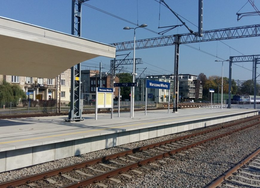 NaKolei.pl - 24 września wraca ruch pasażreski na trasę Grodzisk Mazowiecki-Warszawa Włochy