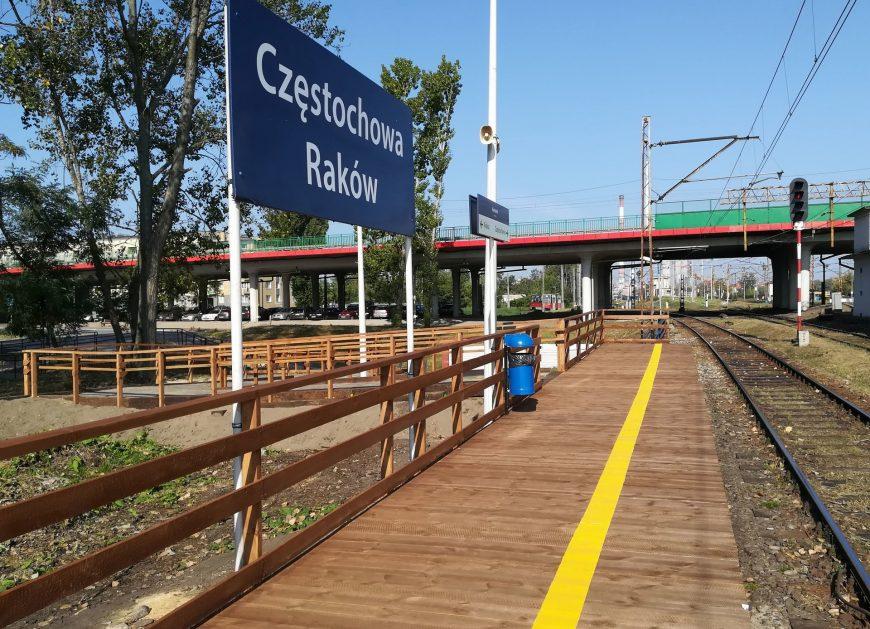 NaKolei.pl - Ruszyła modernizacja linii Zawiercie-Częstochowa. Prace odbywają się bez wstrzymania ruchu