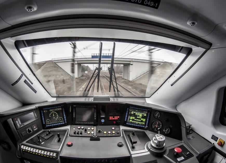 NaKolei.pl - Trasa Węgliniec-Zgorzelec z ERTMS/ETCS poziomu 2. Podpisano umowę wartą 34,5 mln zł netto
