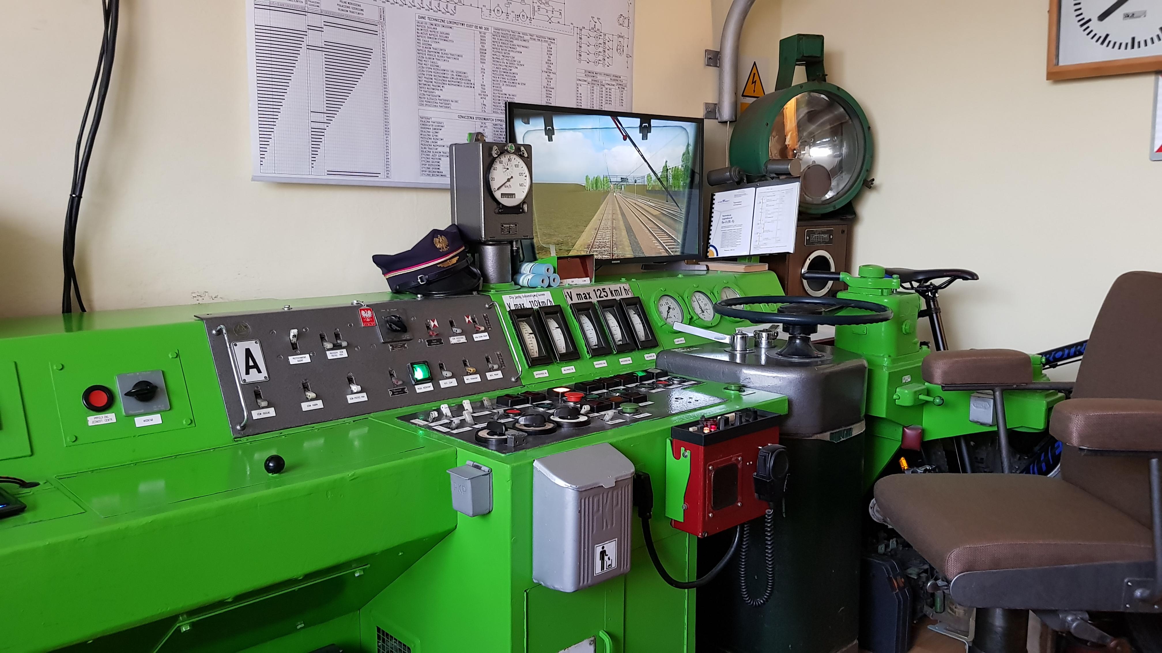 Dzień Maszynisty w Muzeum Kolei Wąskotorowej i Stacji Muzeum