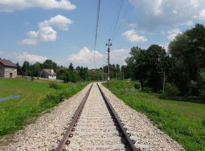 NaKolei.pl - Przebudowa trasy Skawina-Sucha Beskidzka. Będzie nowy przystanek Radziszów Centrum