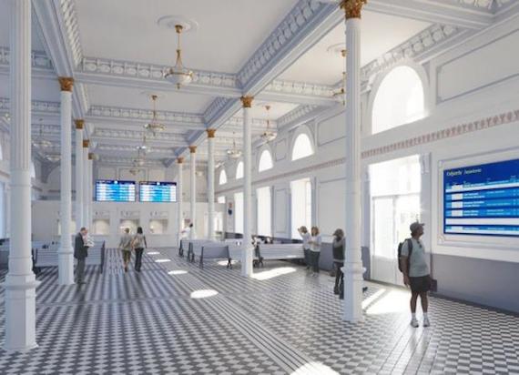 Budimex zmodernizuje dworzec kolejowy w Białymstoku