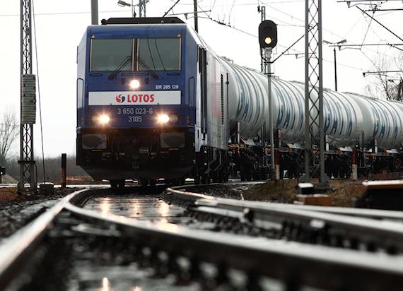 Lotos Kolej lokomotywy hybrydowe