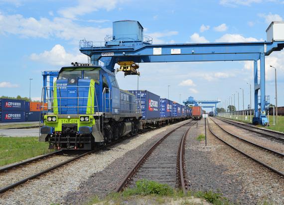 PKP Cargo intermodal