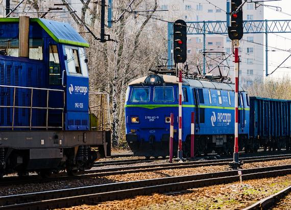 PKP Cargo lokomotywy elektryczne - NaKolei.pl