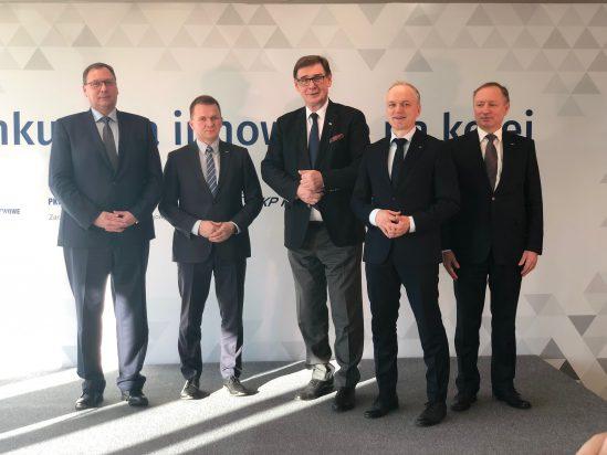 """PKP Stawia na Innowacje! Rusza konkurs """"inNOWacje – #kolej2023"""""""