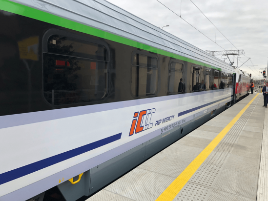 Rekordowe półrocze PKP Intercity dzięki realizacji strategii taborowej