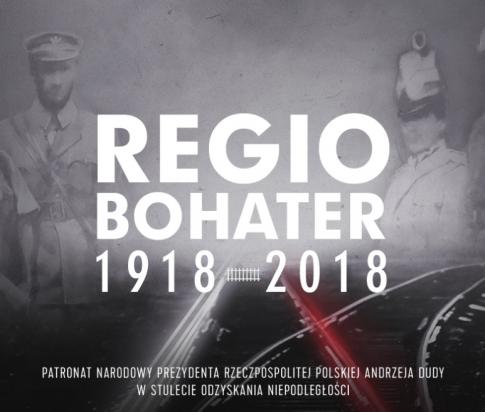REGIObohater, czyli 16 sylwetek lokalnych patriotów na pociągach POLREGIO