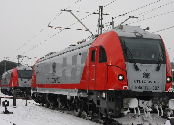 Grupa CTL Logistics zamierza wynająć 50 lokomotyw
