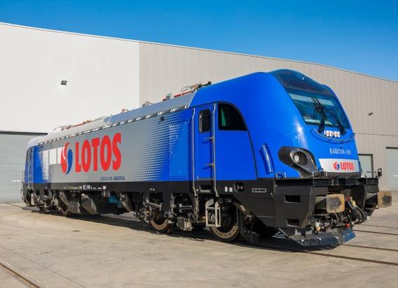 NEWAG dostarczy pięć nowoczesnych lokomotyw spółce LOTOS Kolej