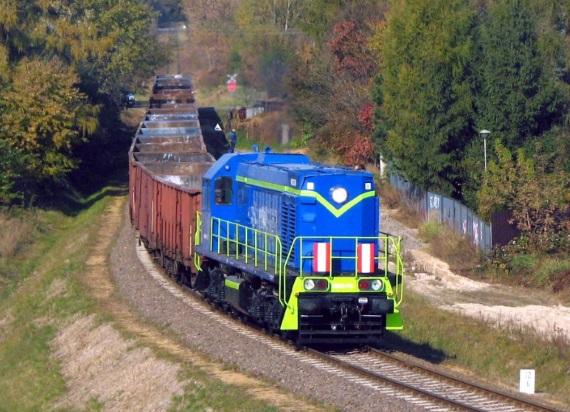 UTK: W styczniu kolejowe przewozy towarowe spadły wg masy o 5,69% r/r