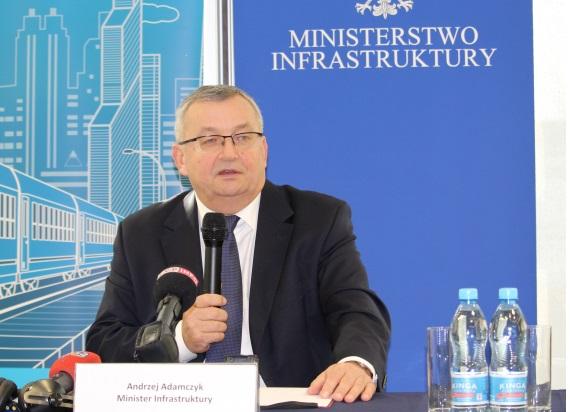 """Adamczyk na antenie Radia Kraków: """"Chcemy odbudować sieć dobrych połączeń"""""""