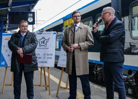 Fot. Koleje Śląskie